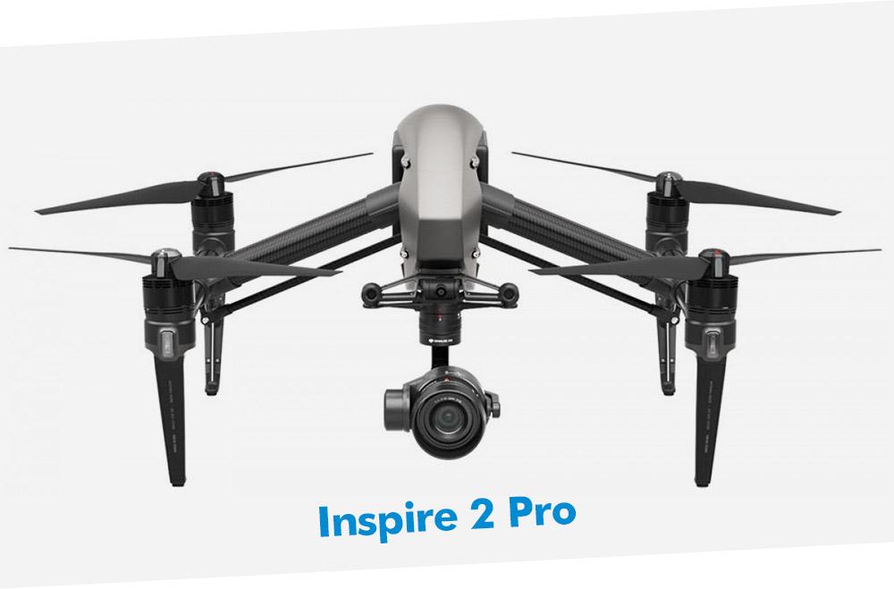 DJI Inspire 2 Pro