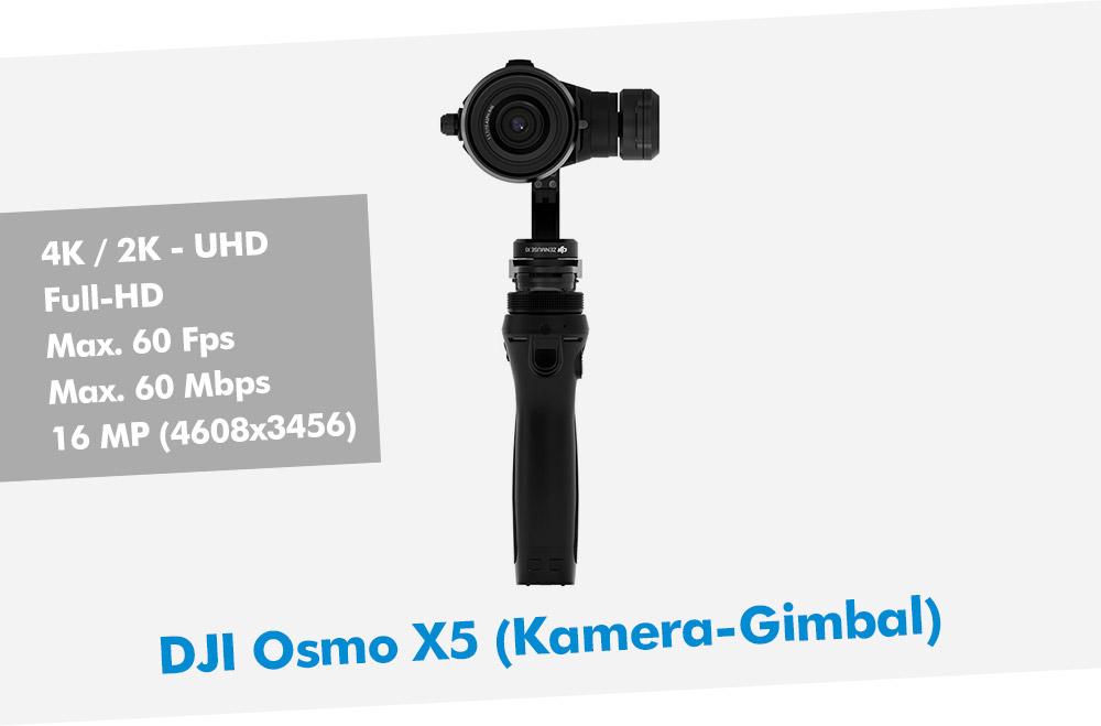 DJI Osmo X5